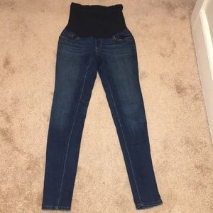 A Pea in The Pod Maternity Jeans XS